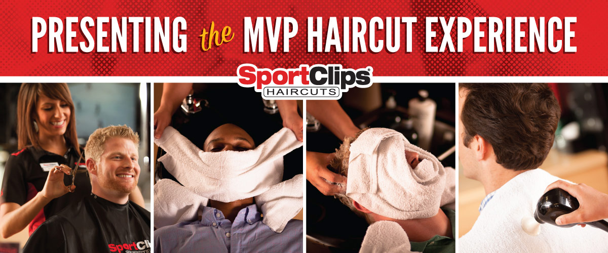 The Sport Clips Haircuts of Lubbock- Lakeridge Commons MVP Haircut Experience